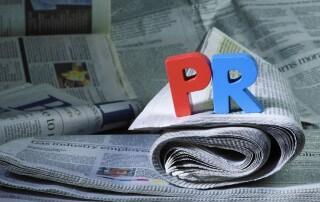 PR w mediach