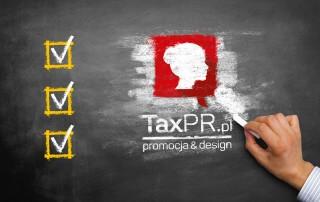 TaxPR Promocja i design