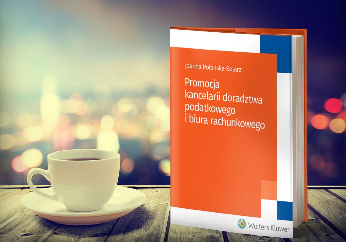 Moja nowa książka o promocji dla doradców podatkowych